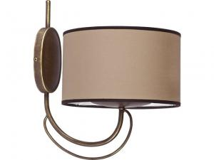 Kinkiet AMARA coffee I 4134 Nowodvorski Lighting